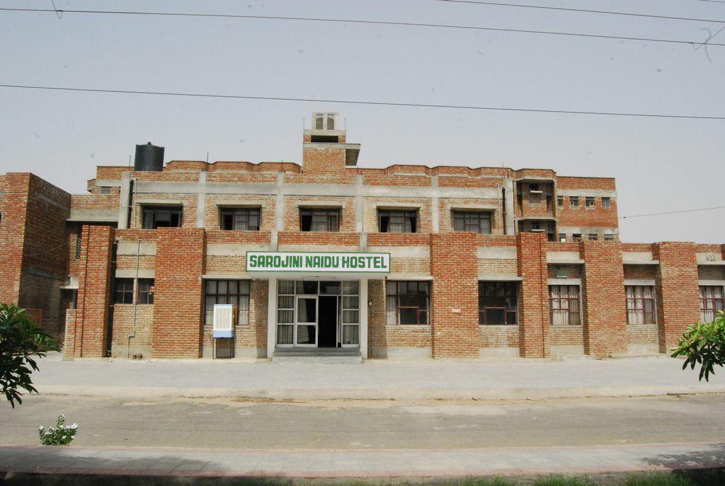 sarojini-naidu-girls-hostel