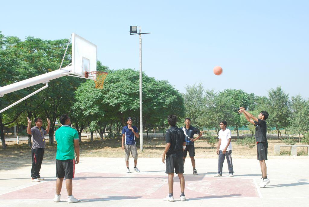 Basketball -1