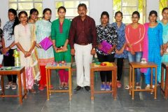 Celebration of Diwali Festival by competitions – JCD Memorial College