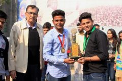 Achievement in 6th. Youth Festival of GJU, Hisar – JCDM College of Engg. -18-11-2016