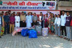 Social Work By Society of Abhyudya-16 – JCD IBM College