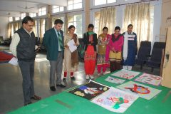 Writing & Poster making Competition on the World Aids Day –  JCD (PG) College of Education – 03/12/2016