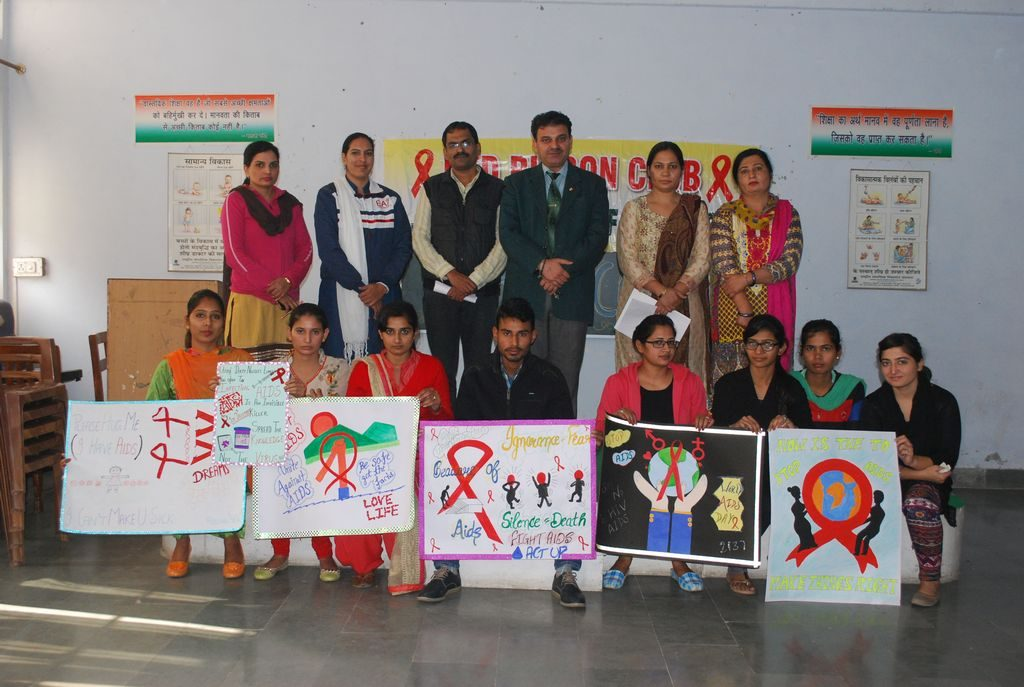 writing-poster-making-competition-on-the-world-aids-day-2