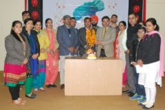 Celebrate of Swami Vivekanand Ji Birthday