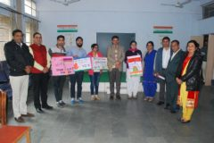 Poster making competition on National Voter's Day – 28/01/2017