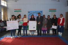 Central Women Cell Organize Slogan Writing Competition – 29/01/2017