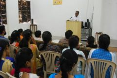 Expert Lecture by Electrical Department – 04/05/2017