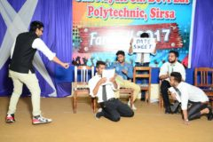 Farewell Party in JCD Polytechnic Collage – 09/05/2017