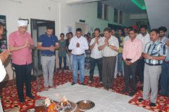 Session Started by Hawan Ceremony – 02/08/2017