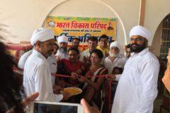 Free Mega Camp in Santnagar – 17/07/2017
