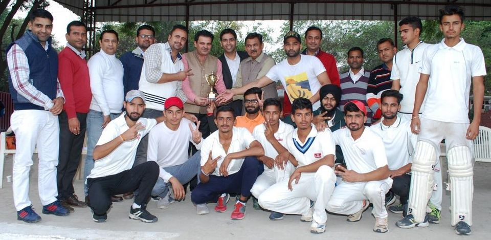 inter college tournament