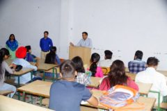 Extension Lecture for BMC Students – JCD Memorial College – 22/03/2018