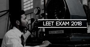 LEET Exxam 2018 information by JCDV
