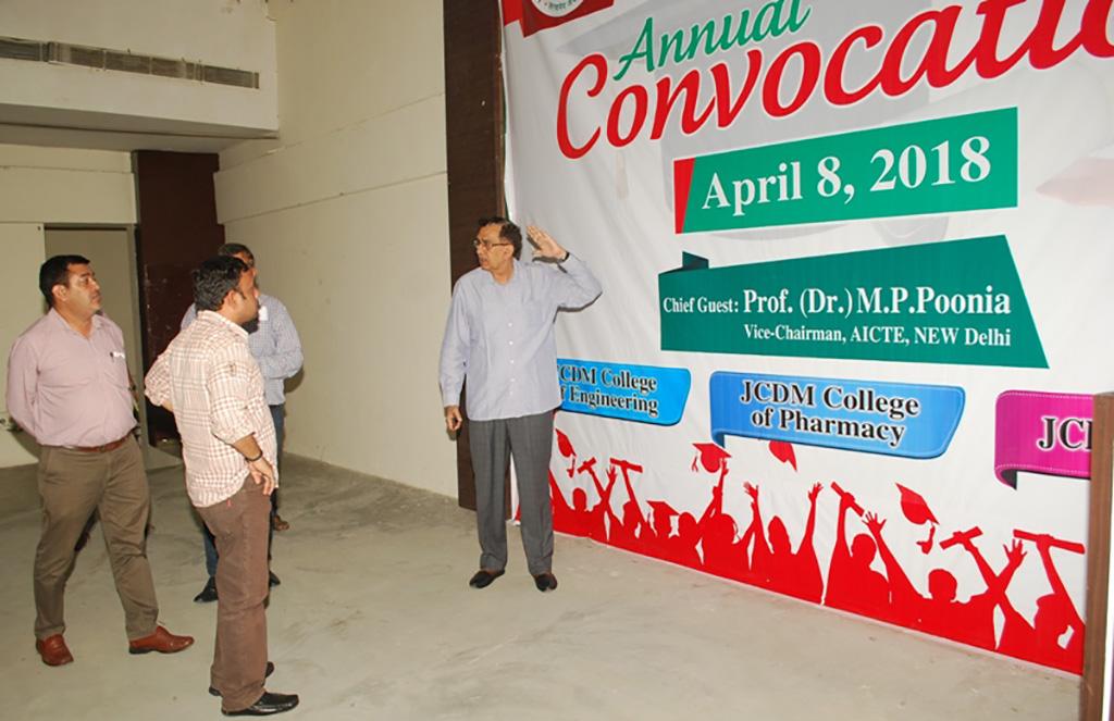 annual-convocation-preparations