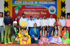 Farewell Party held in JCDM College of Engineering – 17/05/2018