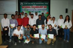 One Day Seminar on National Science and Technology Day – 11/05/2018