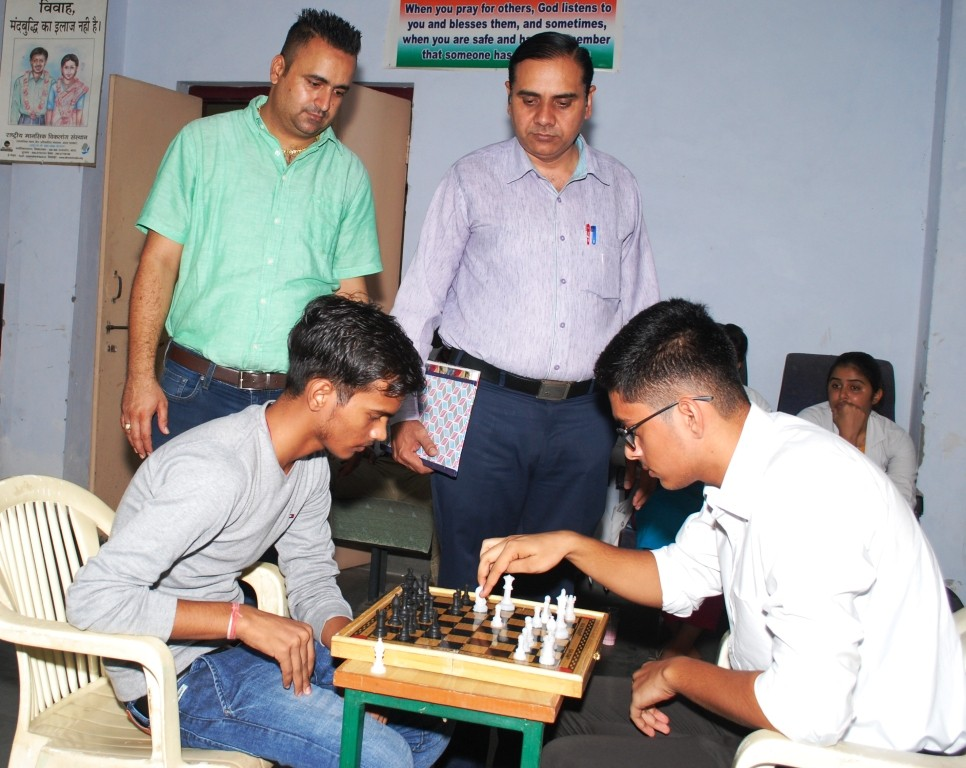 Chess Competition (5)