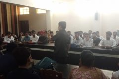 Extension Lecture for BBA and MBA Students – JCD IBM College, Sirsa