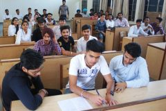 Road Safety Quiz Competition organized in  JCD College of Education and IBM College, Sirsa