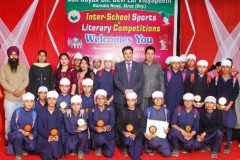 Ending of Inter School Competitions – JCD Vidyapeeth, Sirsa – 22/11/2018
