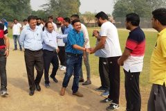 Friendly Cricket Match – JCD Vidyapeeth, Sirsa – 04/11/2018