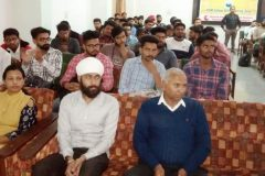 Extension Lecture – JCD Engineering College, Sirsa – 3/12/2018