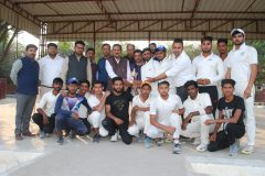 Inter College CDLU Cricket Tournament – JCD Vidyapeeth, Sirsa – 05/12/2018