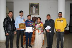 Students Achievement in Shooting Championship – JCD Vidyapeeth, Sirsa