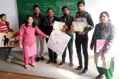 Voting Awareness Programs by JCD Memorial PG College, Sirsa