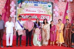 Farewell Party of B.Ed. and M.Ed. Students – JCD PG College of Education, Sirsa – 23/05/2019