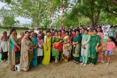 Celebration of Haryali TEEJ – JCD Vidyapeeth, Sirsa – 03/08/2019