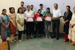 Quiz Competition – JCD IBM College, Sirsa – 10/09/2019