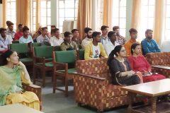 Seminar on Study Visa & Work Permit – JCDM College of Engineering – 22/10/2019