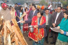 Lohri Celebration in Campus –  13.01.2020