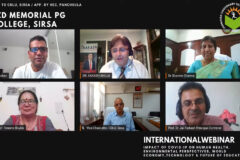 2 Day International Webinar First Day