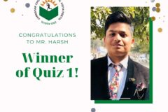 Duly Completion of Online Quiz Competition