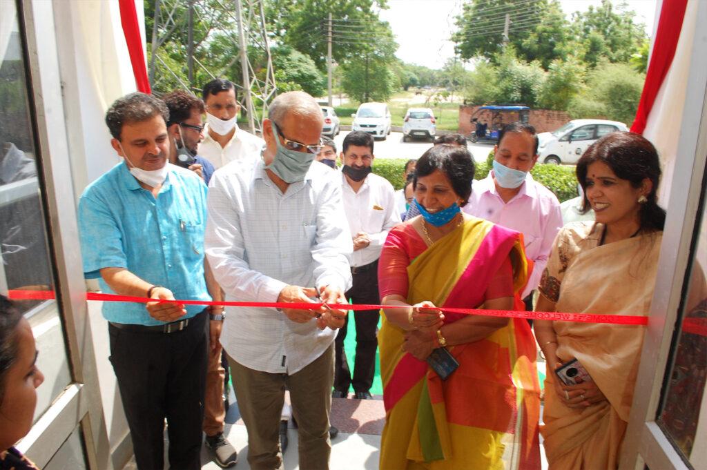 JCDV Media Lab Inauguration